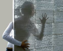 Light Transmitting Concrete Translucent Concrete Material Love Pinterest Stone Facade