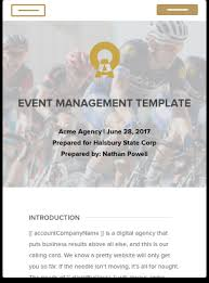 Download Free Proposal Templates For Your Business.