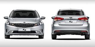 2018 kia cerato. simple cerato 2016 kia cerato facelift revealed in korean u0027k3u0027 form to 2018 kia cerato
