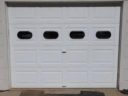 Garage Door Window Kits Small — New Home Design : Garage Door ...