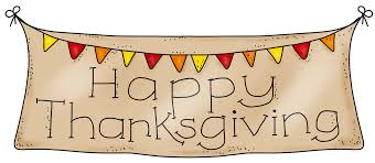 holiday season descends upon us (thanksgiving and christmas) let us all  give thanks clipart