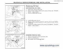 nissan altima l30 l31 l32 repair manual cars repair manuals screenshots for nissan altima l30 l31 l32 repair manual