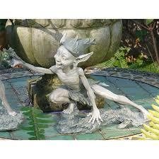 fairy garden statues. Wonderful Statues Design Toscano Stretch Garden Pixie 105in Fairy Statue To Statues F