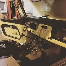 cameron chin nefariouskustoms instagram photos and videos bryce has the wiring 80% done in the 69 jeep jeepster commando