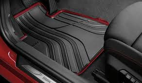 car floor mats for women. The BMW All-weather Floor Mats Can Be 100 Per Cent Recycled After Use. Dynamic Design Lines Match Look Of Sport Line. Style: Car For Women