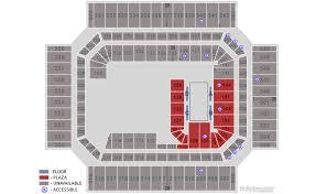 Alamodome Seating Chart Tickets Golden Boy Boxing Series San Antonio Tx At
