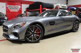 For starters, only 350 of them were built. 2016 Mercedes Benz Amg Gt S Edition 1 Stock M6958 For Sale Near Glen Ellyn Il Il Mercedes Benz Dealer