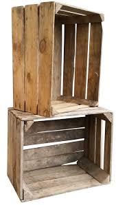 unusual wooden crates centurion