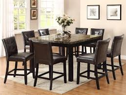 Square Dining Room Table With 8 Chairs Elegant Counter Height Dining Room Sets Darling And Daisy