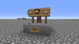 Minecraft Bauideen 1 Pranger Ein Pranger Mit Dem Selben Sozialen
