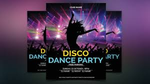 Part Flyer Flyer Design Tutorial How To Design A Dance Party Flyer In