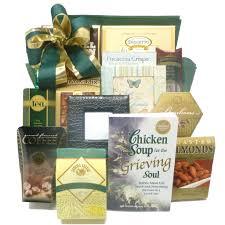 bereavement sympathy gift basket at lordsart