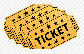 Image result for show tickets clipart