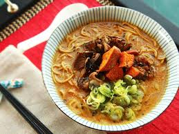 the ultimate rich and creamy vegan ramen with roasted vegetableiso broth recipe