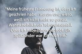 Sex Drugs Rocknroll Die Besten Sprüche Von Lemmy Kilmister