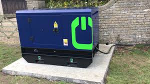 Home Standby Diesel Generator YouTube