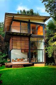 garage outstanding houses modern design