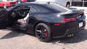 2015 Chevrolet Camaro 2SS w/1LE Black just for YOU! - YouTube