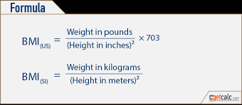 Obese Or Overweight Bmi Calculator