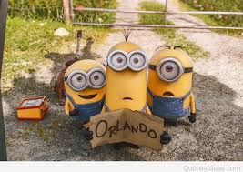 wallpaper funny minions with orlando
