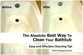 how to remove stains from bathtub fiberglass best fiberglass bathtub cleaner charming remove stains baking soda