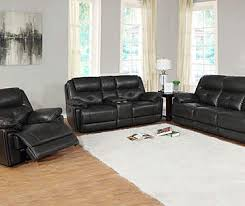 Gray leather living room furniture Leather Couch Stratolounger Stallion Reclining Living Room Furniture Set Price 179997 Granger Dark Gray Faux Leather Get Furniture Living Room Furniture Couches To Coffee Tables Big Lots
