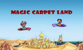 carpetland. magic carpet land carpetland