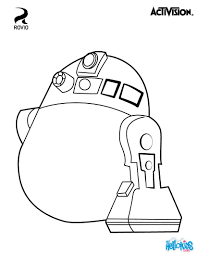 Small Picture R2 d2 coloring pages Hellokidscom