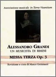 Amazon.it: Alessandro Grandi. Un musicista di Rimini - Gemmani, Marco -  Libri