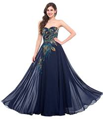 Grace Karin Strapless Ball Gown Evening Prom Party Dress