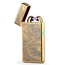 USB Electric Dual Arc Flameless Torch Rechargeable ... - Amazon.com