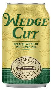 Wedge Cut Cigar City Brewing