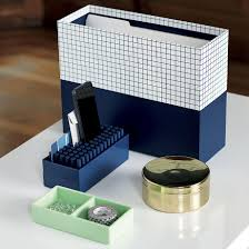 office cubicle organization. View In Gallery Desk Organizers From CB2 Office Cubicle Organization D