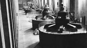 first electric generator. Interesting Electric The First Electric Generator At Hoover Dam Went Into Operation On October  26 1936 On First Electric Generator