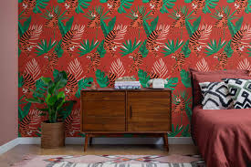 Wallpaper Ideas That Are Bright and ...