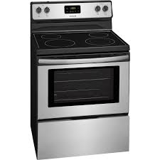 electric stove.  Electric Frigidaire 30 Electric Stove For