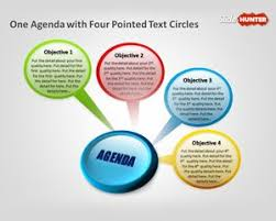 best azx images presentation templates business agenda slide design pointed text circles is a powerpoint design for presentations that you can use to represent different ideas