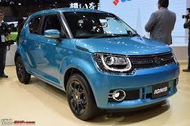 new car launches team bhpThe MarutiSuzuki Ignis  Page 2  TeamBHP