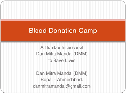 importance of blood donation blood donation camp a humble initiative of dan mitra mandal dmm to save lives importance