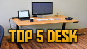 top 5 best gaming desks 2016