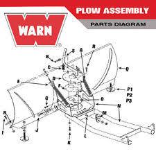 warn used plow in motorcycle parts warn 4504 capscrew socket 3 8 16x1 5 16