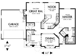 tudor house plans. Tudor Style House Plan - 4 Beds 2.50 Baths 1950 Sq/Ft #48 Plans O