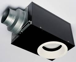 bathroom fans with light. Panasonic FV-08VRL1 WhisperRecessed Bathroom Fan - Built In Household Ventilation Fans Amazon.com With Light