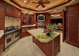 Tropical Kitchen Design Simple Decorating Design