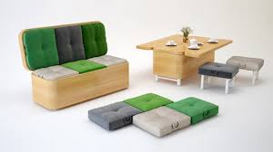 Space Saving Living Room Furniture 7 Space Saving Furniture Designs For Studio Apartments