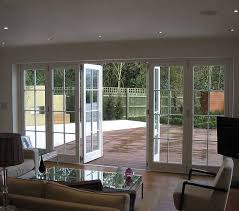 bi fold doors leading bifold doors which can act like patio doors in case you only want to g