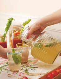It's made with equal parts of vodka, gin, tequila, rum and triple sec, plus lime, cola and plenty of ice 5 mins 13 Easy Pitcher Cocktails Best Drink Pitcher Recipes For Parties
