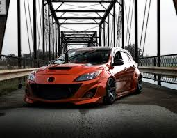 Fortune Flares ♛ MS3R Widebody Aero-Kit for 2010-2013 Mazdaspeed 3