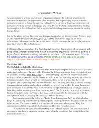 structure of the academic essay evaluation