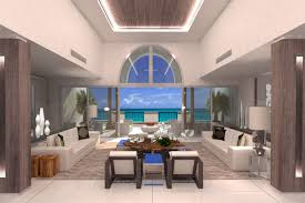 Ocean Living Room Extreme Makeover Living Ocean View Fisher Island Vii